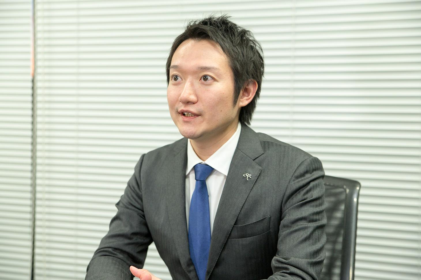 店舗統括責任者 伊藤雄作氏