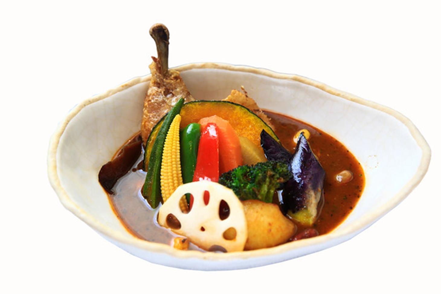 スープカレーポニピリカ - カレー